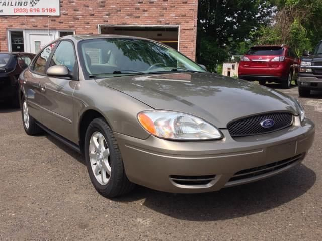 Used Ford Taurus >> 2007 Ford Taurus Sel Fleet 4dr Sedan Sedan For Sale Pound Ridge