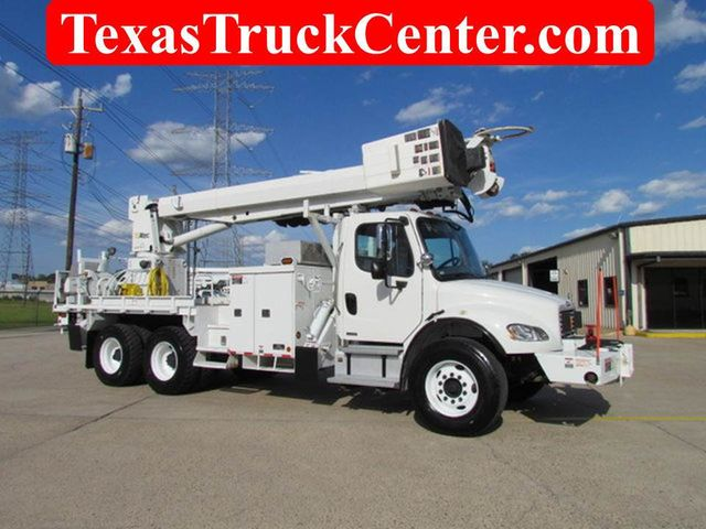 Dealer Video - 2007 Freightliner M2 106 Digger Derrick Truck - 14427829