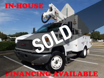 2007 GMC C5500 2007 GMC C5500 Bucket Truck w/Altec AT37G, V8 Turbo Diesel, A/T,