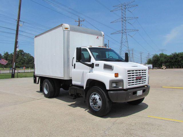 2007 used gmc c6500 box truck at texas truck center serving houston GMC Dump Truck 2007 gmc c6500 box truck 10846603 1