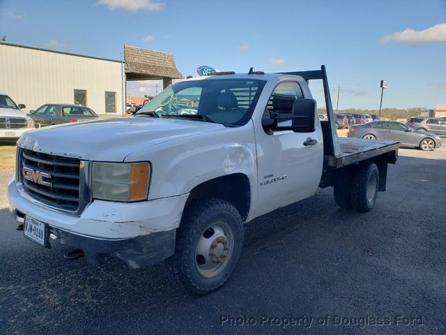 2007 GMC CAB & CHASSIS