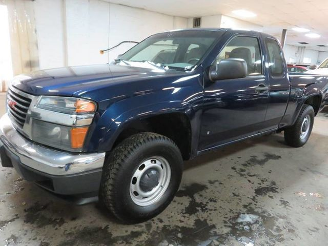 2007 Used Gmc Canyon 4x4 Extended Cab At Contact Us