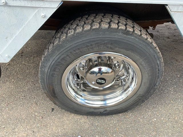 2007 GMC C-5500 13 FOOT ENCLOSED SERVICE TRUCK WITH OVERHANG - 18323353 - 46