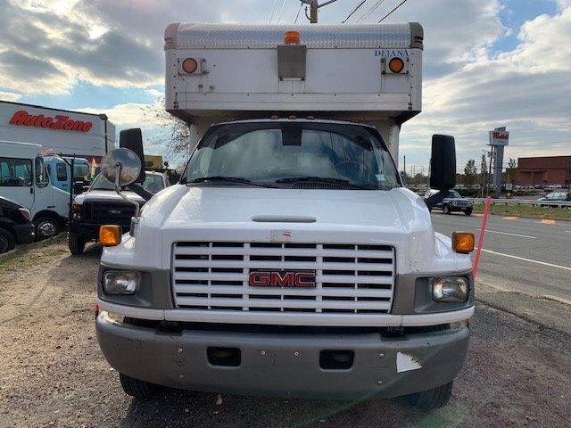 2007 GMC C-5500 13 FOOT ENCLOSED SERVICE TRUCK WITH OVERHANG - 18323353 - 6