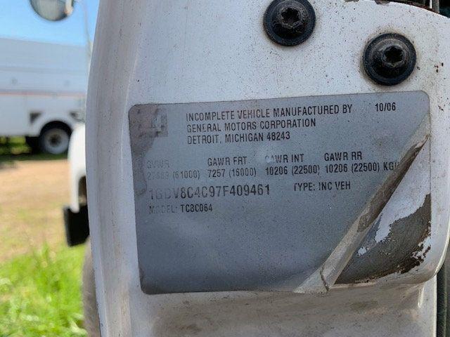 2007 GMC C-8500 TANDEM 10 YARD DUMP TRUCK WITH KNUCKLE BOOM CLAM SHELL BUCKET - 17549669 - 10
