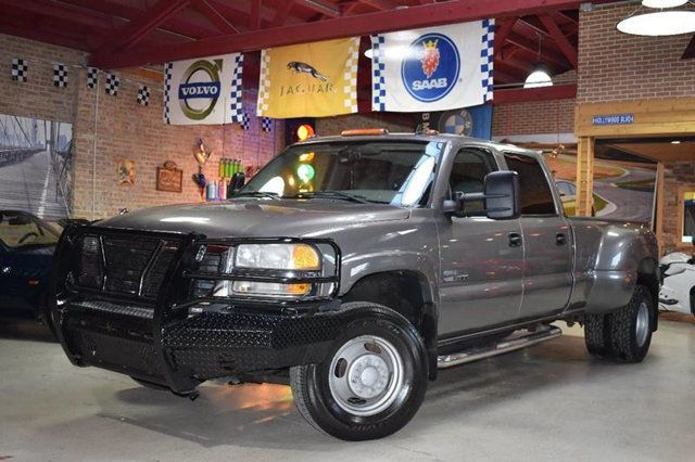 2007 Gmc Sierra For Sale >> 2007 Gmc Sierra 3500 Classic 4wd Crew Cab 167 Drw Slt Truck Crew Cab Long Bed For Sale Summit Argo Il 9 485 Motorcar Com