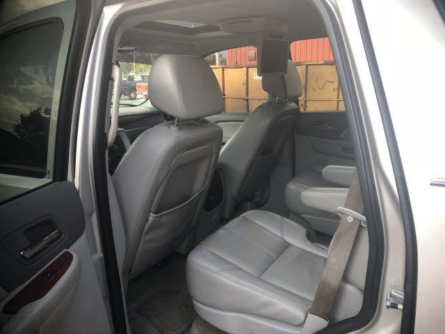 2007 GMC Yukon 4WD 4dr 1500 SLT - 18161588 - 12