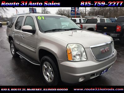 2007 GMC Yukon Denali AWD 4dr - Click to see full-size photo viewer