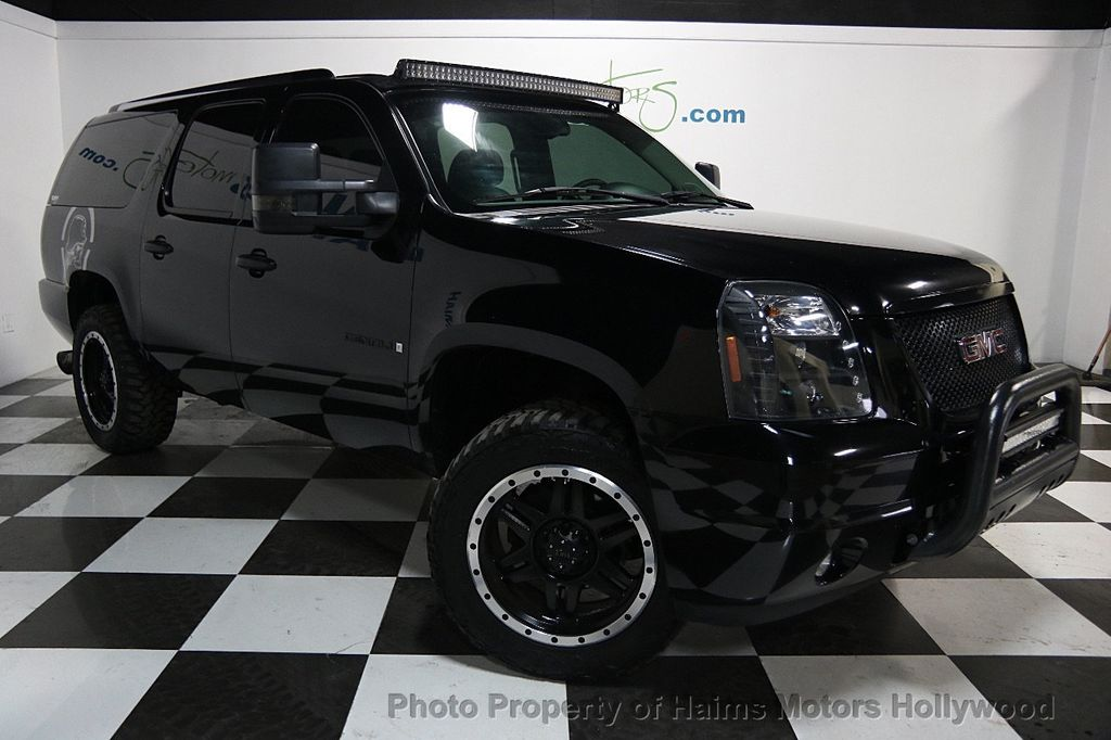Gmc Dealer Miami >> 2007 Used GMC Yukon XL Denali AWD 4dr 1500 at Haims Motors Serving Fort Lauderdale, Hollywood ...