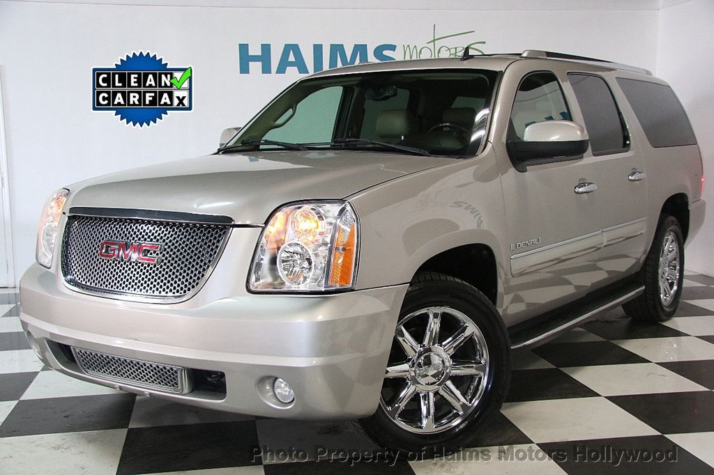 2007 Used GMC Yukon XL Denali AWD 4dr 1500 at Haims Motors ...