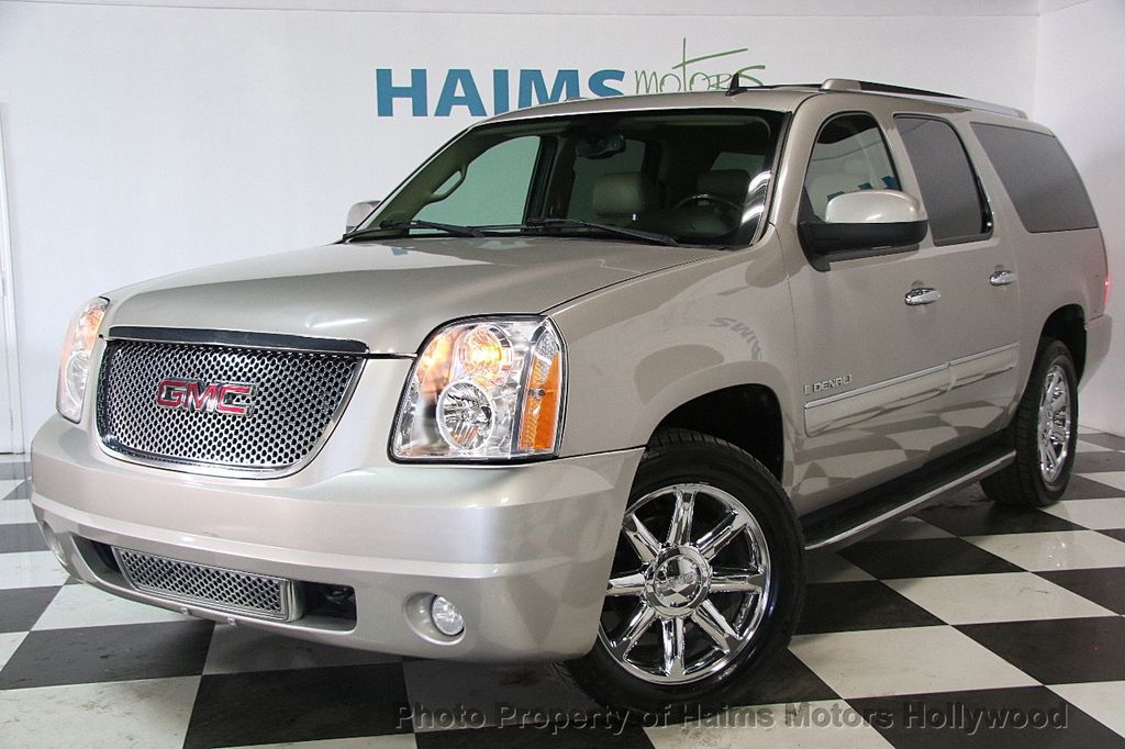 2007 Used Gmc Yukon Xl Denali Awd 4dr 1500 At Haims Motors