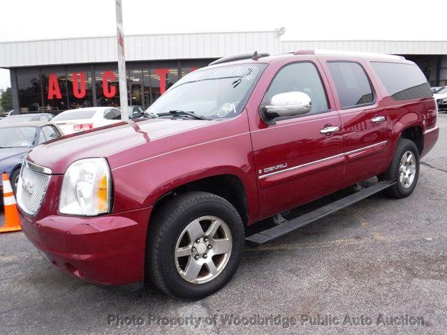 Used Gmc Yukon Xl >> Used Gmc Yukon Xl Denali At Woodbridge Public Auto Auction Va