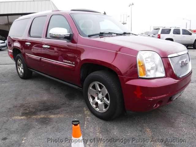Enjoyable 2007 Used Gmc Yukon Xl Denali Awd 4Dr 1500 At Woodbridge Public Auto Auction Va Iid 19494453 Spiritservingveterans Wood Chair Design Ideas Spiritservingveteransorg