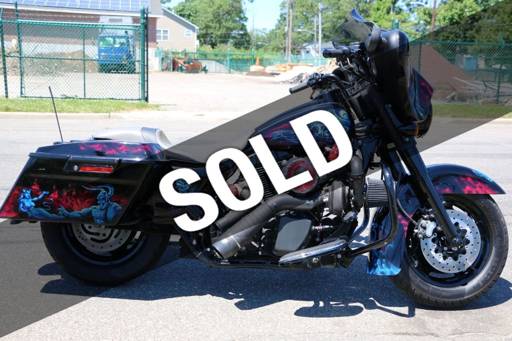 2007 Used Harley-Davidson FLHX Street Glide Tubro Bagger at WeBe Autos  Serving Long Island, NY, IID 17796620