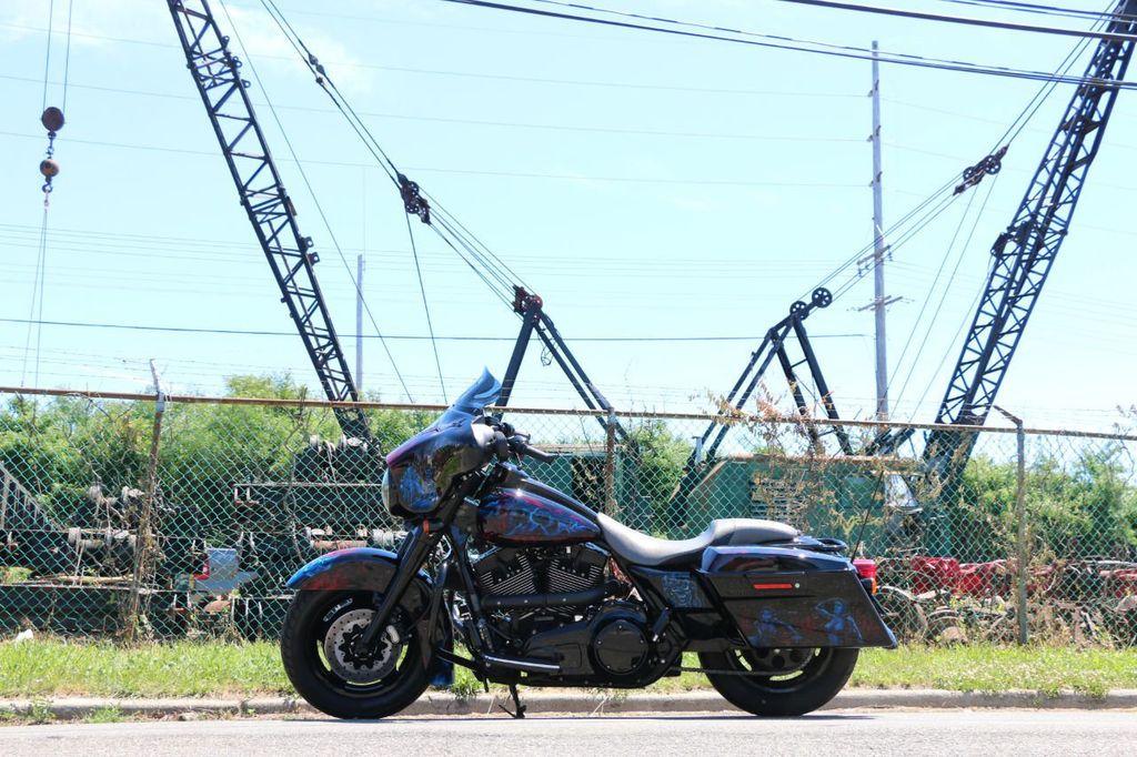 2007 Used Harley-Davidson FLHX Street Glide Tubro Bagger at WeBe ...