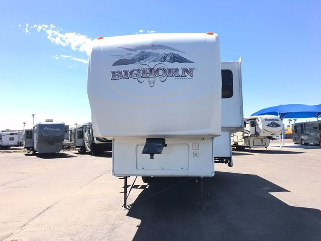 2007 HEARTLAND BIG HORN 2925RK