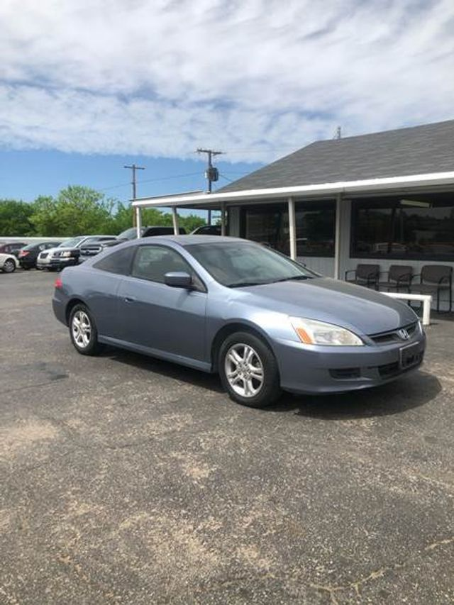 2007 Honda Accord Ex L >> 2007 Honda Accord Coupe 2dr I4 Automatic Ex L Coupe For Sale Fort Worth Tx 4 495 Motorcar Com