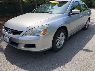 2007 Honda Accord Sedan 4dr I4 Automatic LX SE