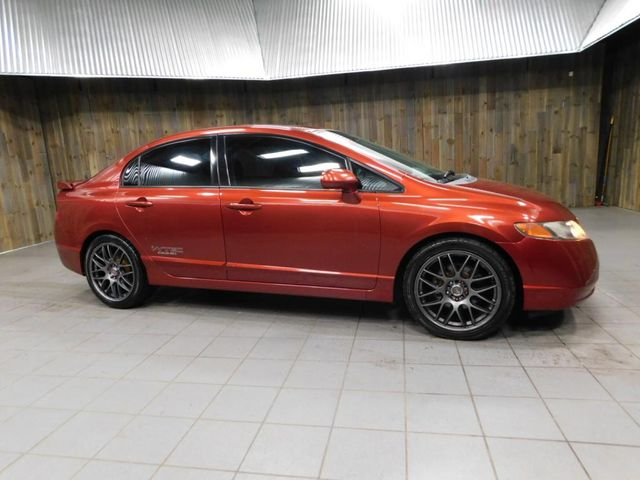 2007 Honda Civic For Sale >> 2007 Honda Civic Si Sedan For Sale Plymouth In 8 299 Motorcar Com