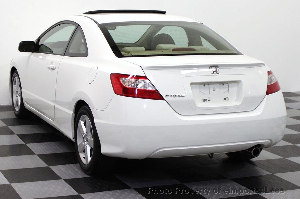 2007 Honda Civic Coupe 2dr Automatic EX   15166276   15