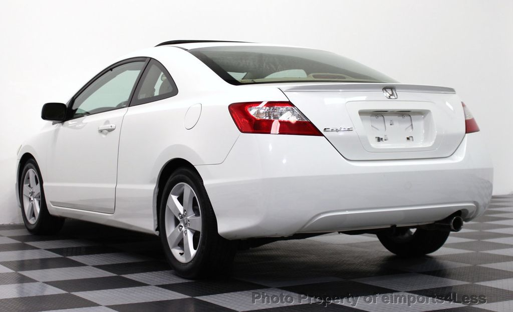 2007 Honda Civic Coupe 2dr Automatic EX   15166276   47