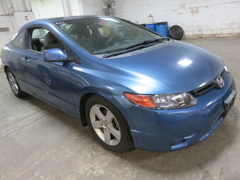 2007 Honda Civic Coupe EX / AUTO   17198075   2