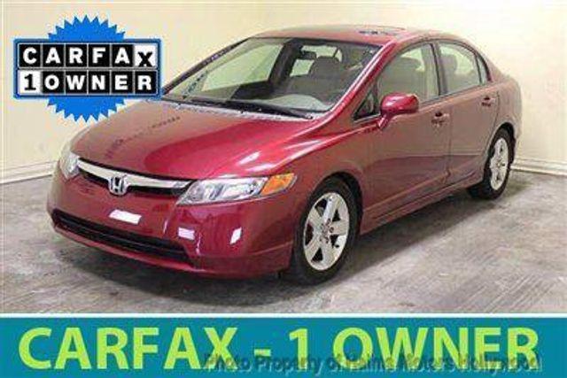 2007 Honda Civic Sedan 4dr AT EX   12112744   0