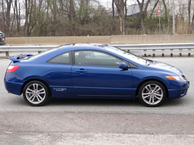 2007 Honda Civic Si 2dr Coupe Manual w/Navi - 19926093 - 9