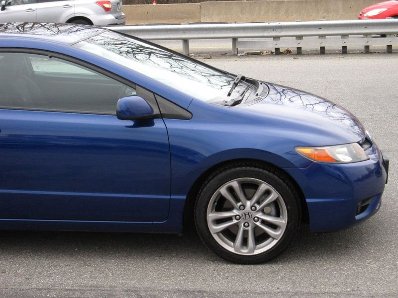2007 Honda Civic Si 2dr Coupe Manual w/Navi - 19926093 - 10