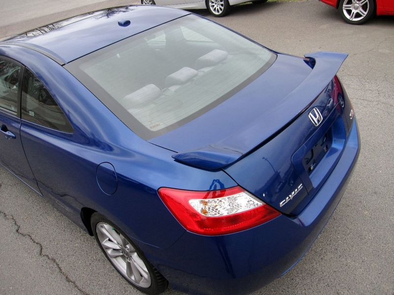 2007 Honda Civic Si 2dr Coupe Manual w/Navi - 19926093 - 15