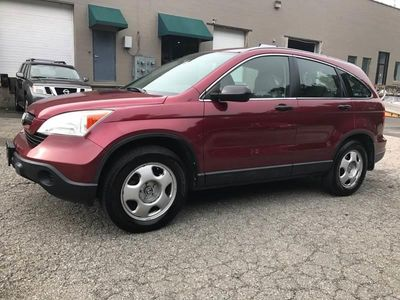 2007 Honda CR-V 4WD 5dr LX - Click to see full-size photo viewer