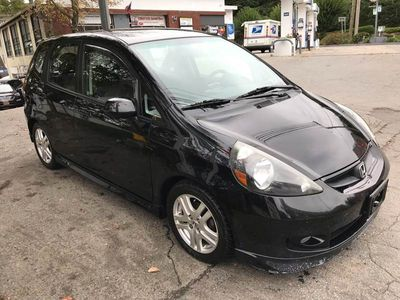 2007 Honda Fit 5dr Hatchback MT Sport - Click to see full-size photo viewer