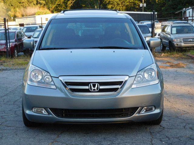 2007 Honda Odyssey 5dr Touring W/RES U0026 Navi   16810328   1