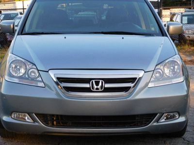 2007 Honda Odyssey Touring - Click to see full-size photo viewer