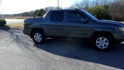 2007 Honda Ridgeline 4WD Crew Cab RTL w/Leather - Click to see full-size photo viewer