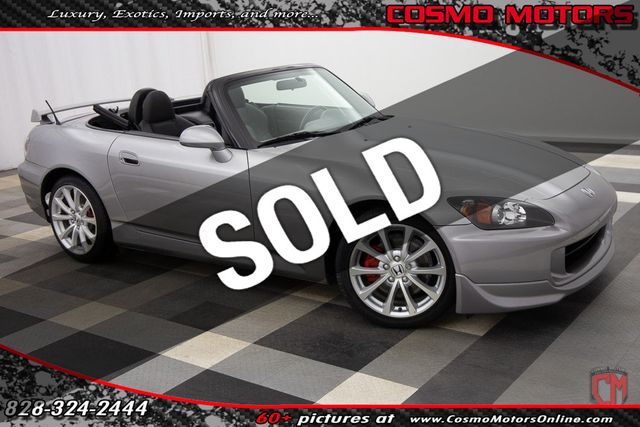 2007 Used Honda S2000 2dr Convertible