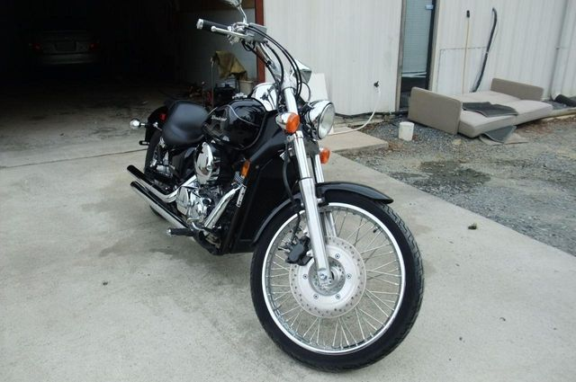 2007 Honda SHADOW 750 750 - Click to see full-size photo viewer