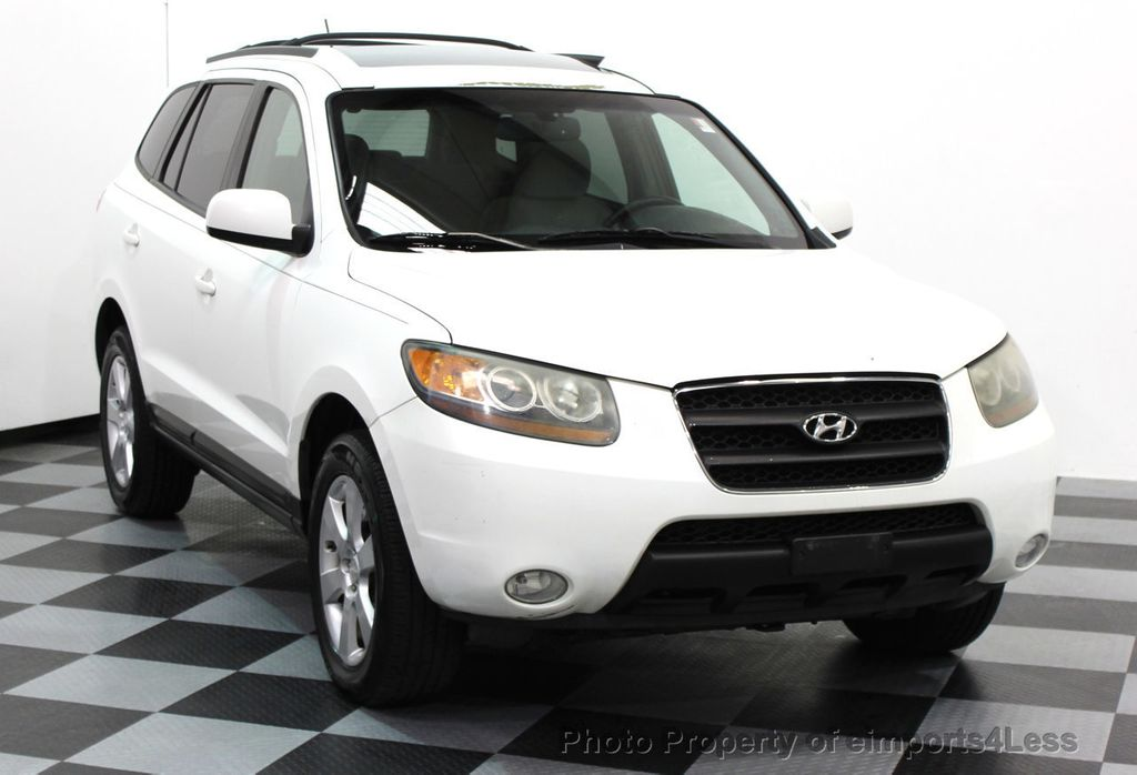 2007 used hyundai santa fe santa fe 7 passenger suv at. Black Bedroom Furniture Sets. Home Design Ideas