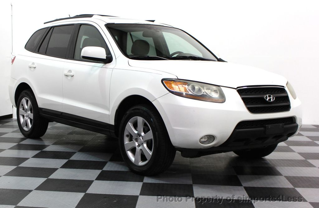 2007 used hyundai santa fe santa fe 7 passenger suv at eimports4less serving doylestown bucks. Black Bedroom Furniture Sets. Home Design Ideas