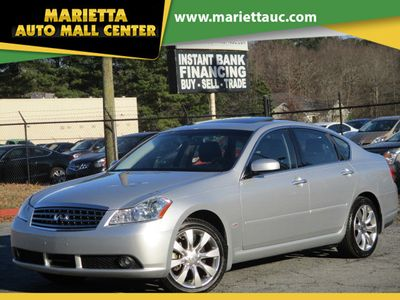 2007 INFINITI M35 4dr Sedan x AWD - Click to see full-size photo viewer
