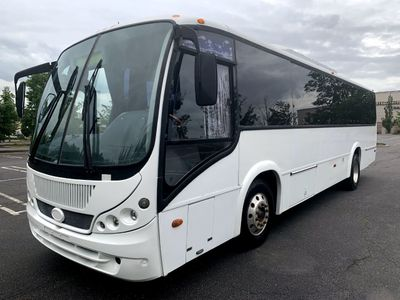 2007 International 300 Luxury Midsized Coach Bus For Sale
