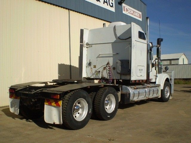 2007 International 9900 Eagle 9900 Eagle 6x4 - 16414097 - 5