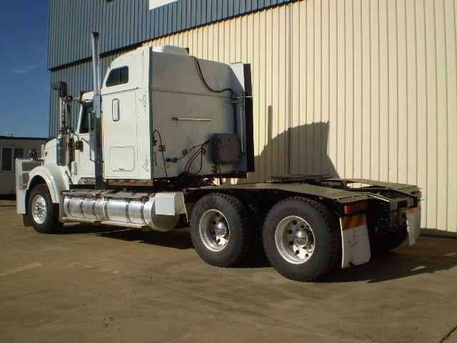 2007 International 9900 Eagle 9900 Eagle 6x4 - 16414097 - 6