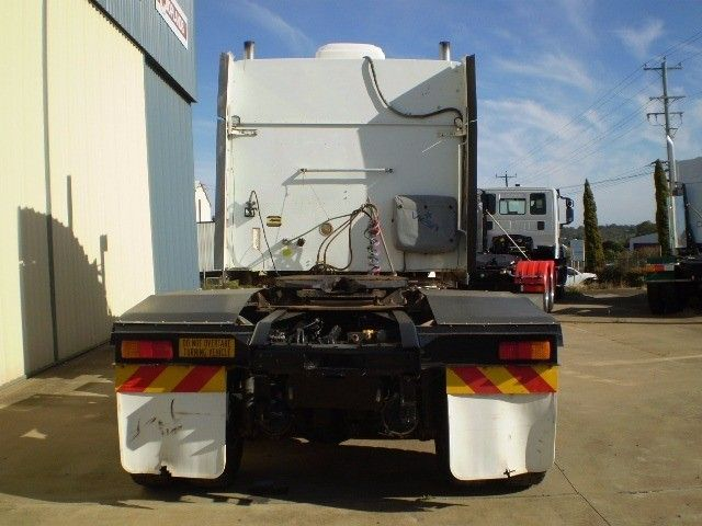 2007 International 9900 Eagle 9900 Eagle 6x4 - 16414097 - 7