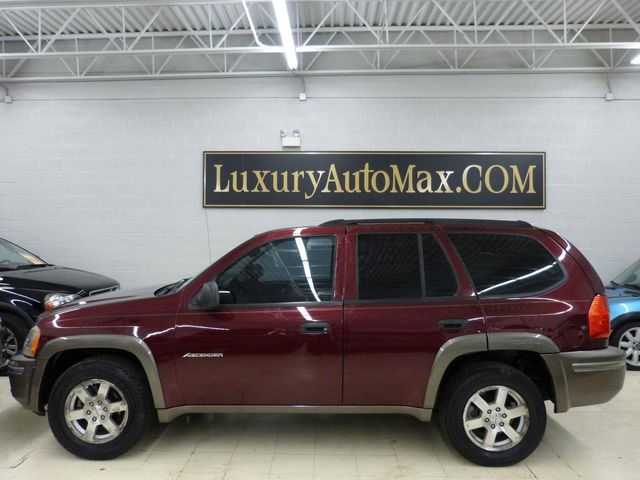 2007 Used Isuzu Ascender At Luxury Automax Serving Chambersburg Pa