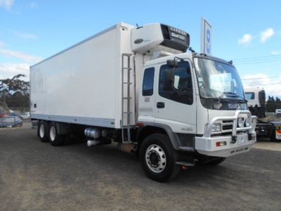 2007 Isuzu FVL1400 FVL1400 REFRIGERATED