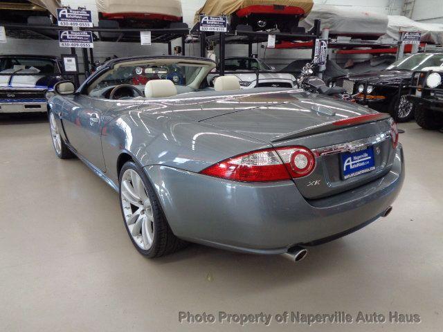 2007 Used Jaguar XK 2dr Convertible at Naperville Auto Haus