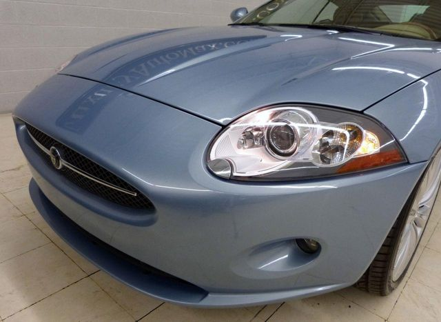 2007 Used Jaguar XK 2dr Coupe at Luxury AutoMax Serving