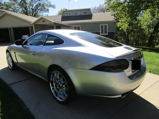 2007 Used Jaguar XK 2dr Coupe at The Internet Car Lot Serving Omaha, NE,  IID 17019704