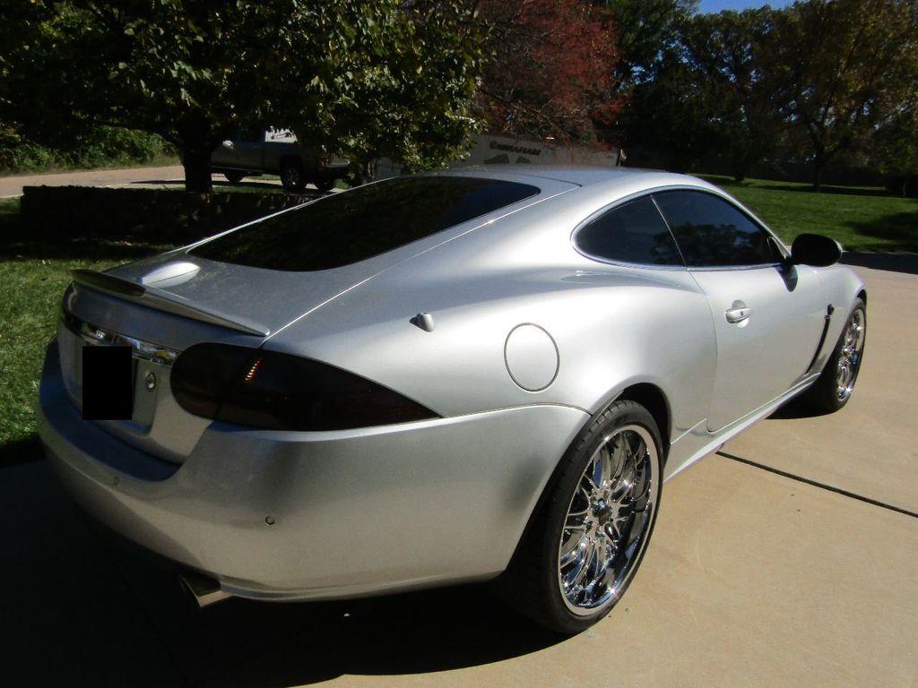 2007 Jaguar XK 2dr Coupe - 17019704 - 4